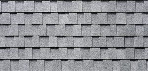 Roof shingle sample