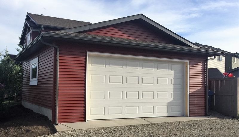 dutch gable style garage